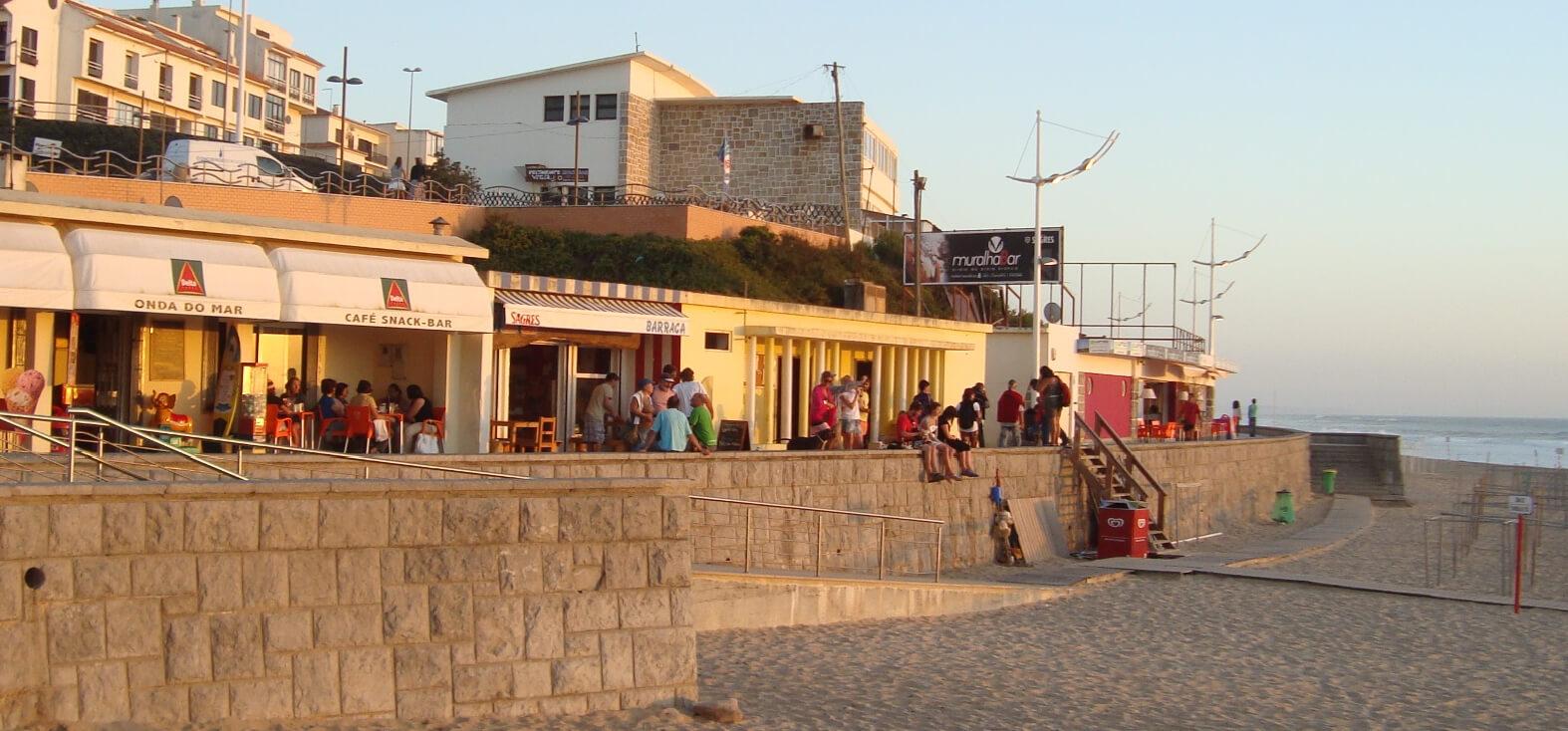 Surfcamp West Coast Surf Camp in Peniche, Leiria, Portugal