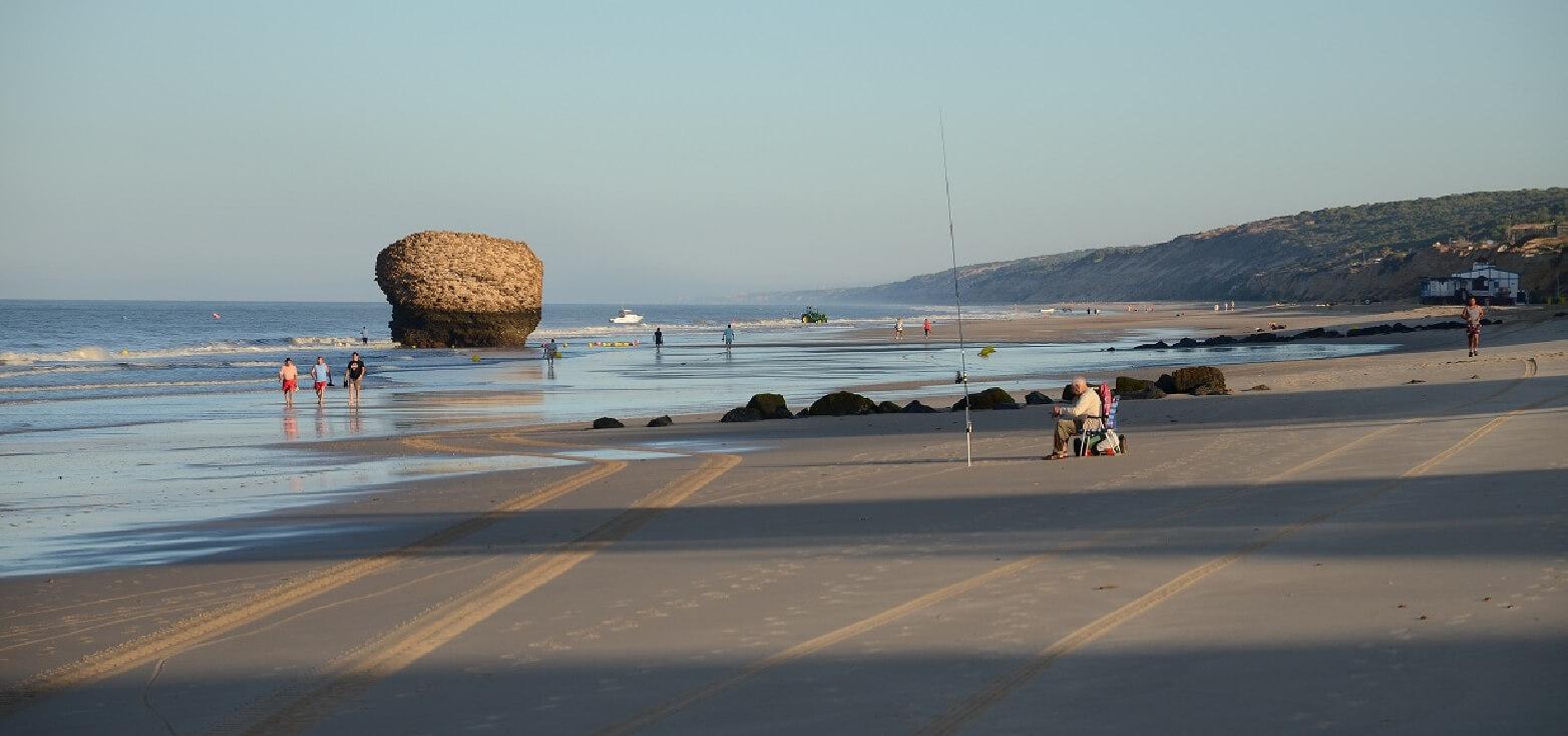 Surfcamp Suroeste in Almonte, Andalucia, España
