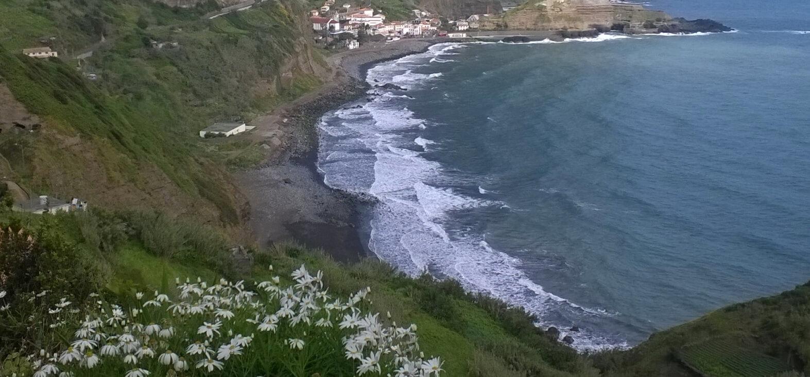 Surfcamp Surfinn Porto da Cruz Surf Camp & School  in Porto da Cruz, Madeira, Portugal