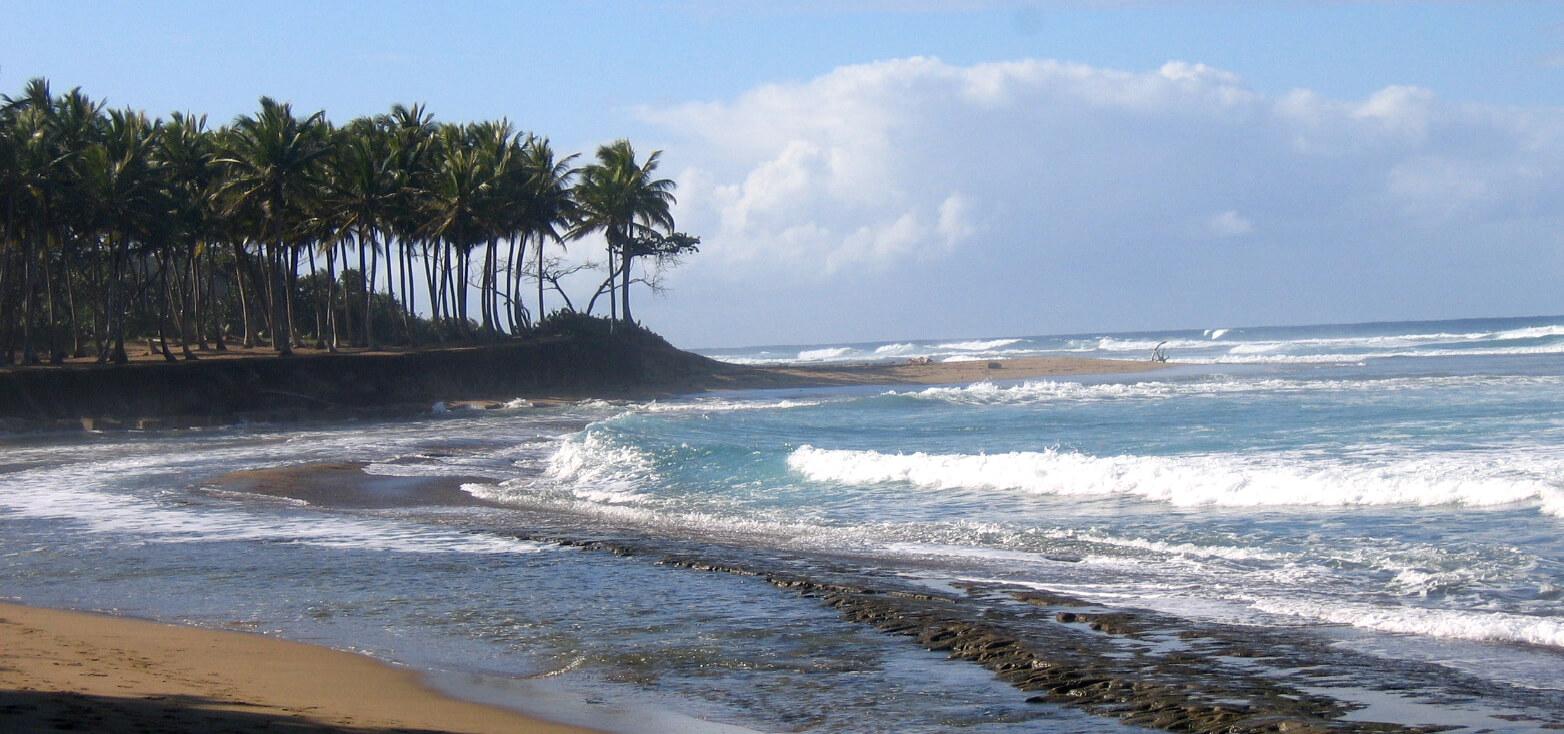 Surfcamp House of Waves in Cabarete, Puerto Plata, República Dominicana