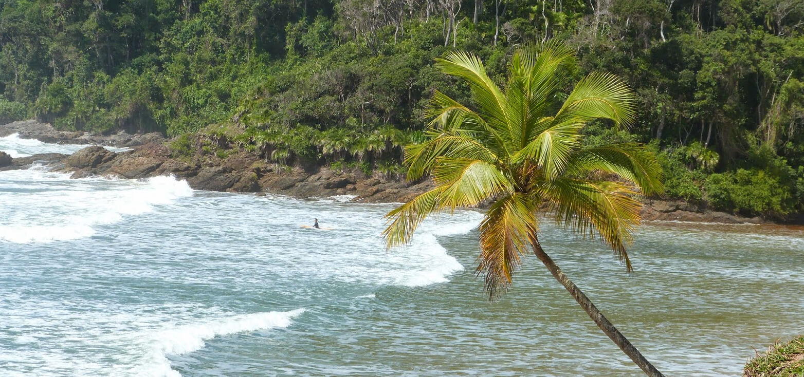 Surfcamp EasyDrop Surf Camp Brasil in Itacaré, Bahía, Brasil
