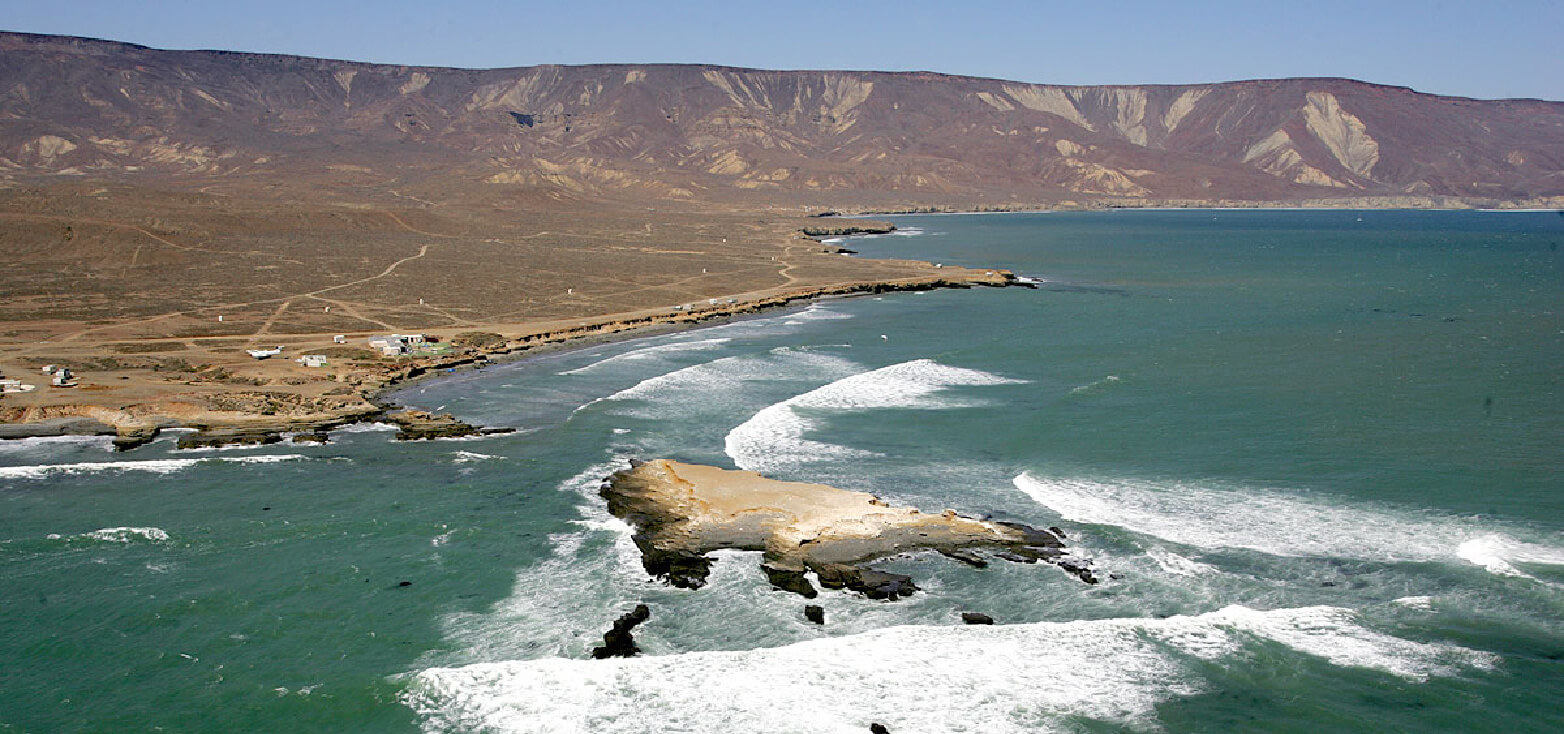 Surfcamp SoloSports Adventure Holidays Punta San Carlos  in Puerto San Carlos, Baja California Sur, Mexico