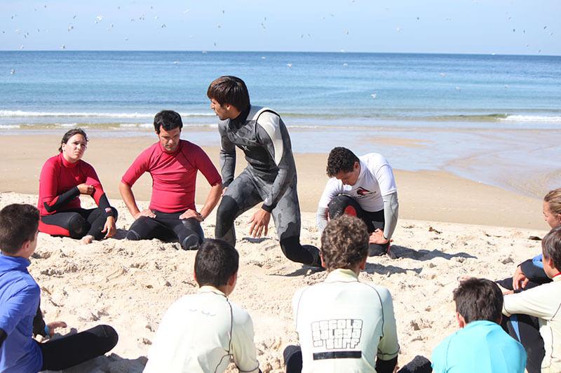 Surfcamp Surf Camp Galicia in Porto do Son, Galicia, España