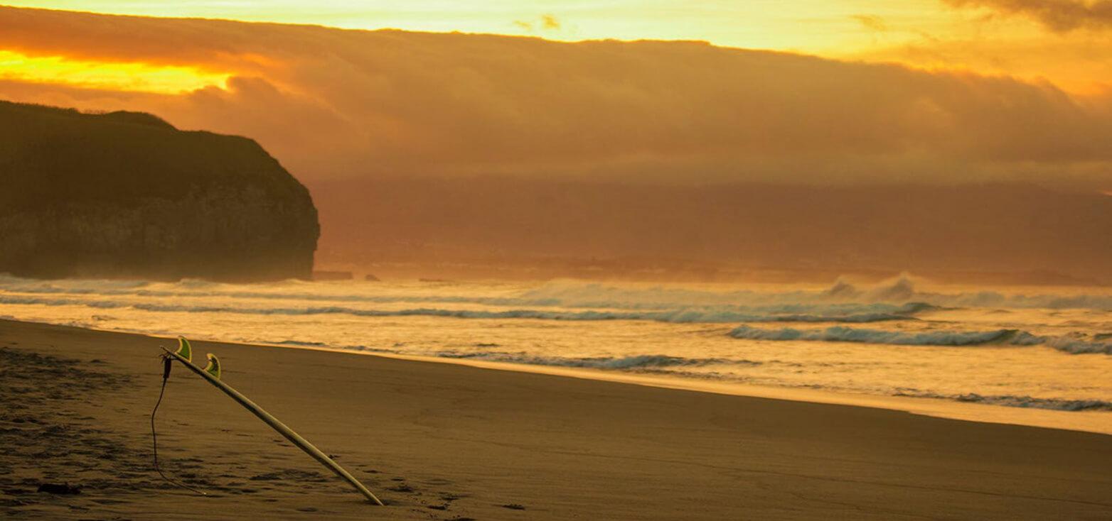 Surfcamp Santa Barbara Surf School Azores in Sao Miguel, Azores, Portugal