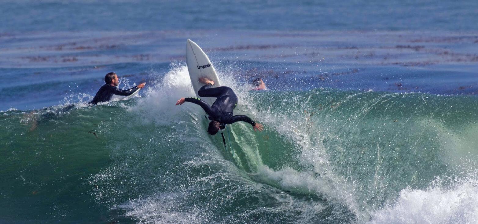 Surfcamp Santa Cruz Surf School in Santa Cruz, California, EEUU
