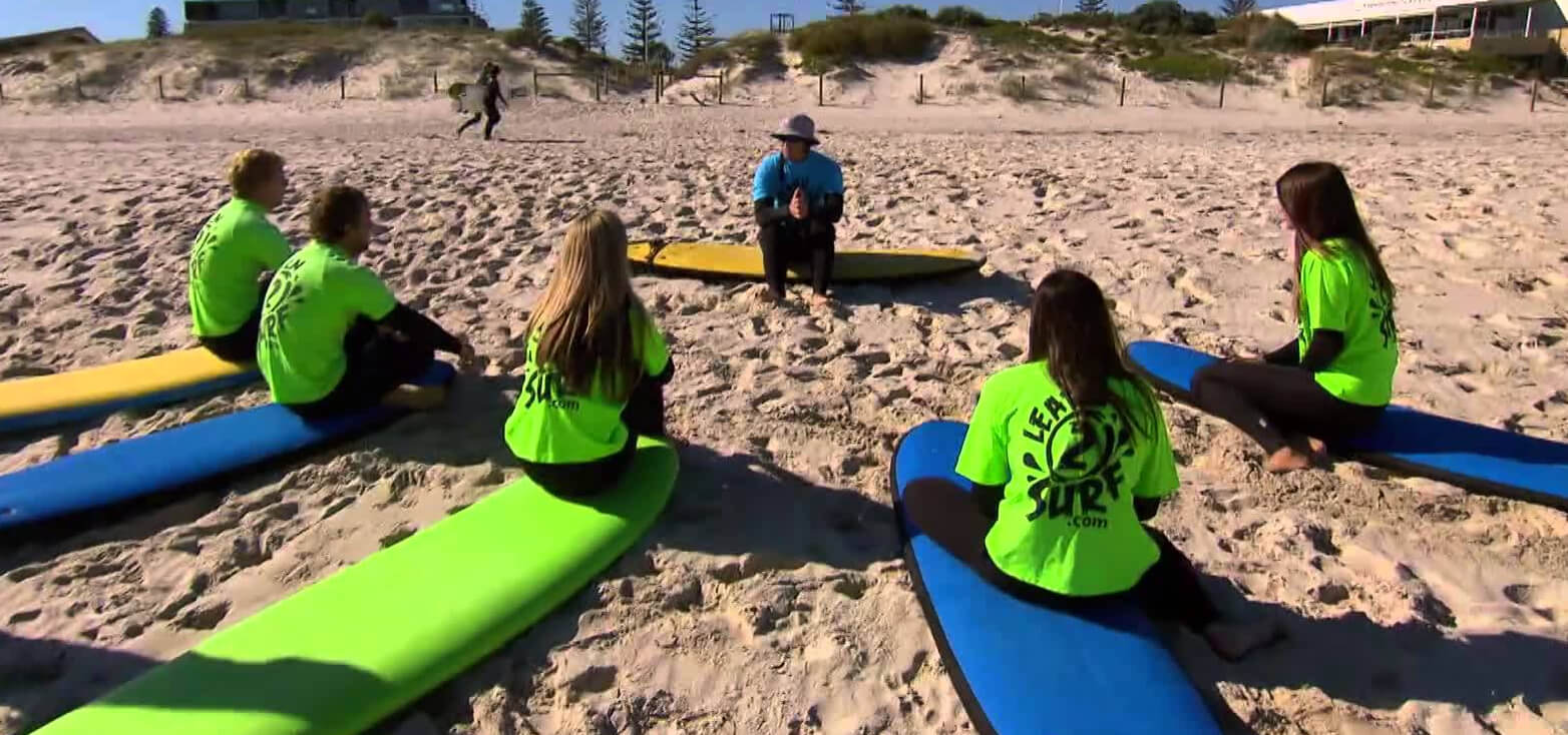 Surfcamp Scarborough Beach Surf School in Perth, Australia Occidental, Australia