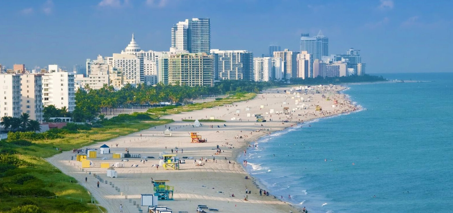 Code Postal De Miami Beach
