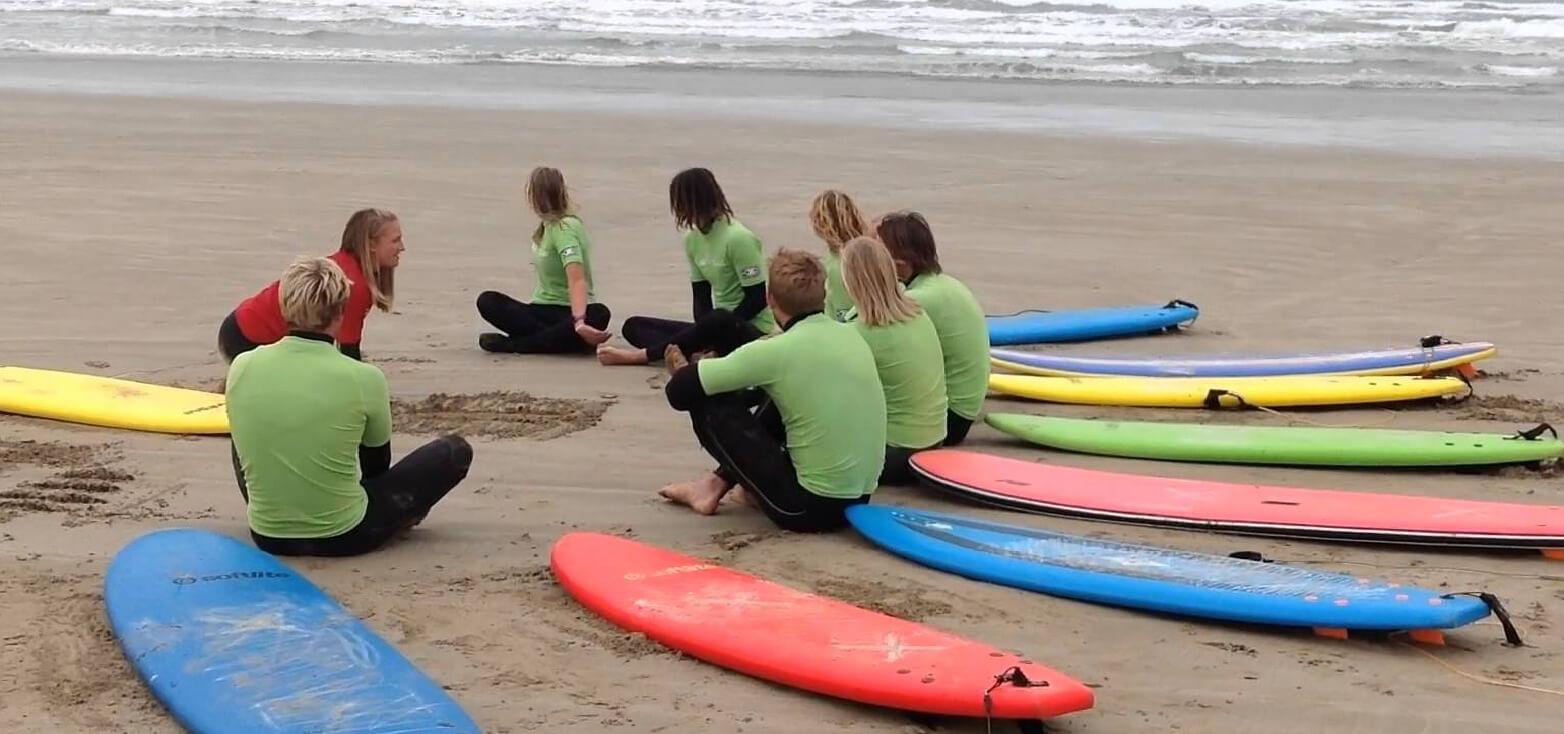 Surfcamp Surf & Sun Surf School in Middleton, Australia Occidental, Australia
