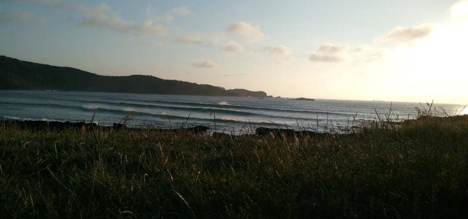 Surfcamp Surf Clinic - La Escuela del Cabo de Peñas in Carreño, Asturias, España