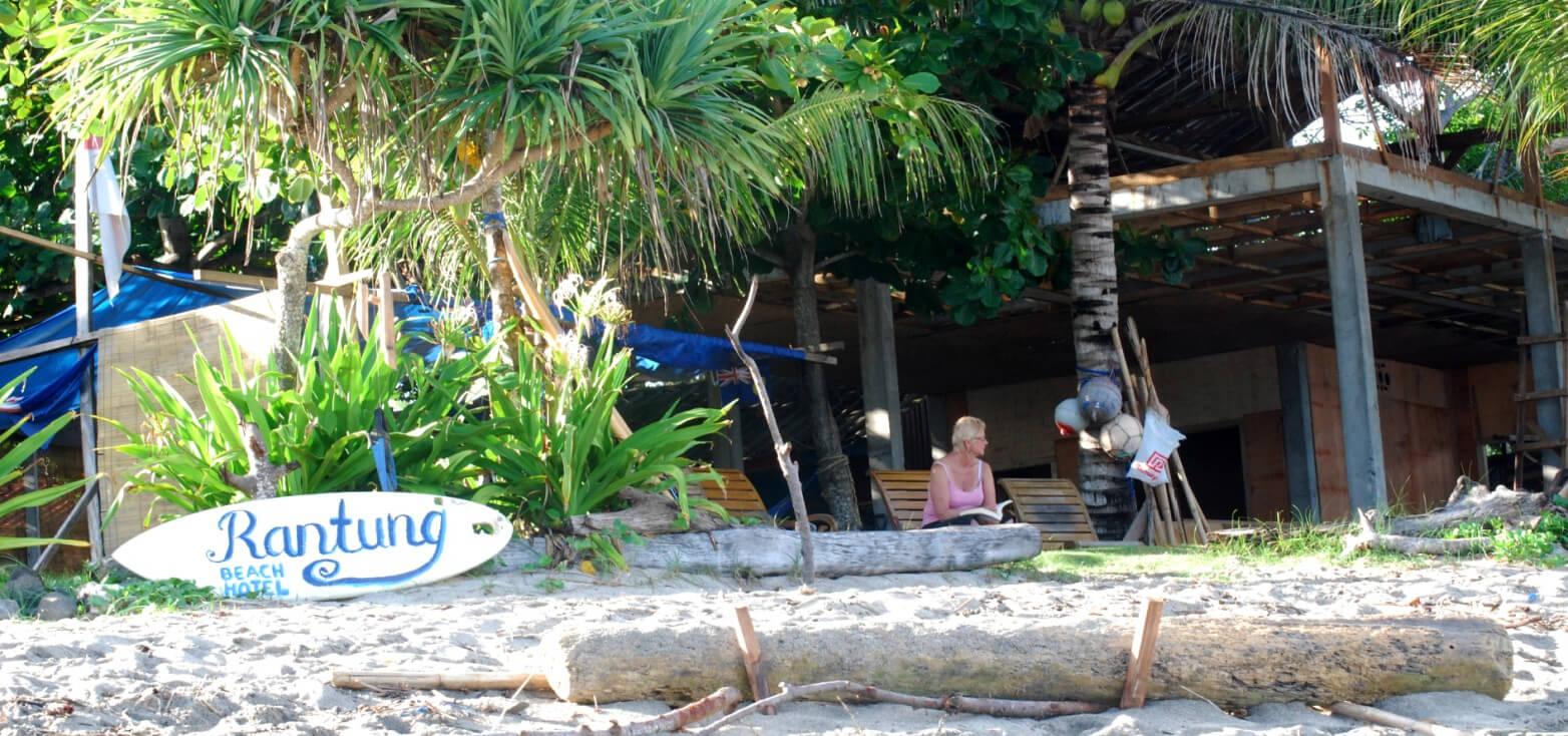Surfcamp Surfindo  in West Sumbawa, West Nusa Tenggara, Indonesia