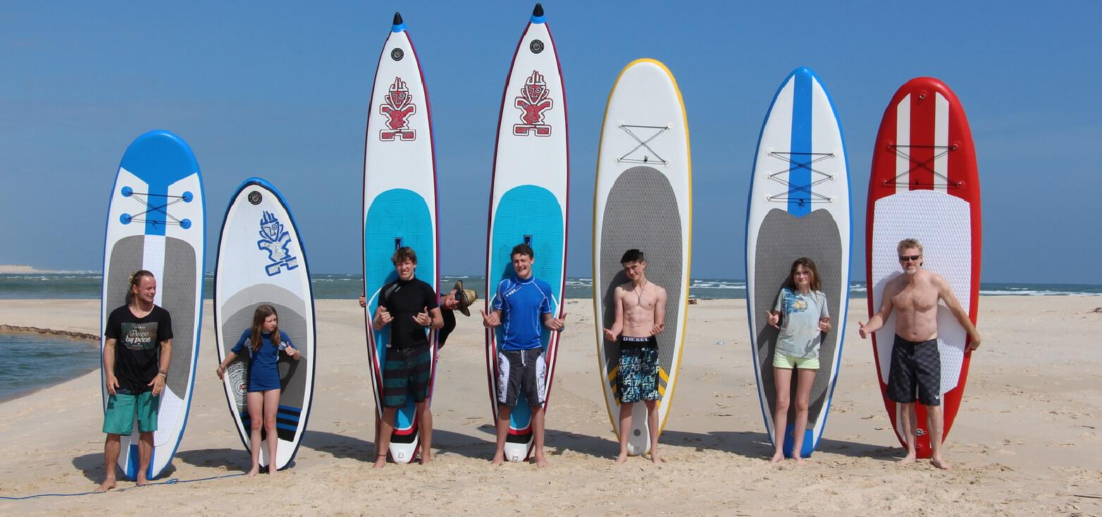 Surfcamp Algarve Watersport in Lagos, farol, Portugal