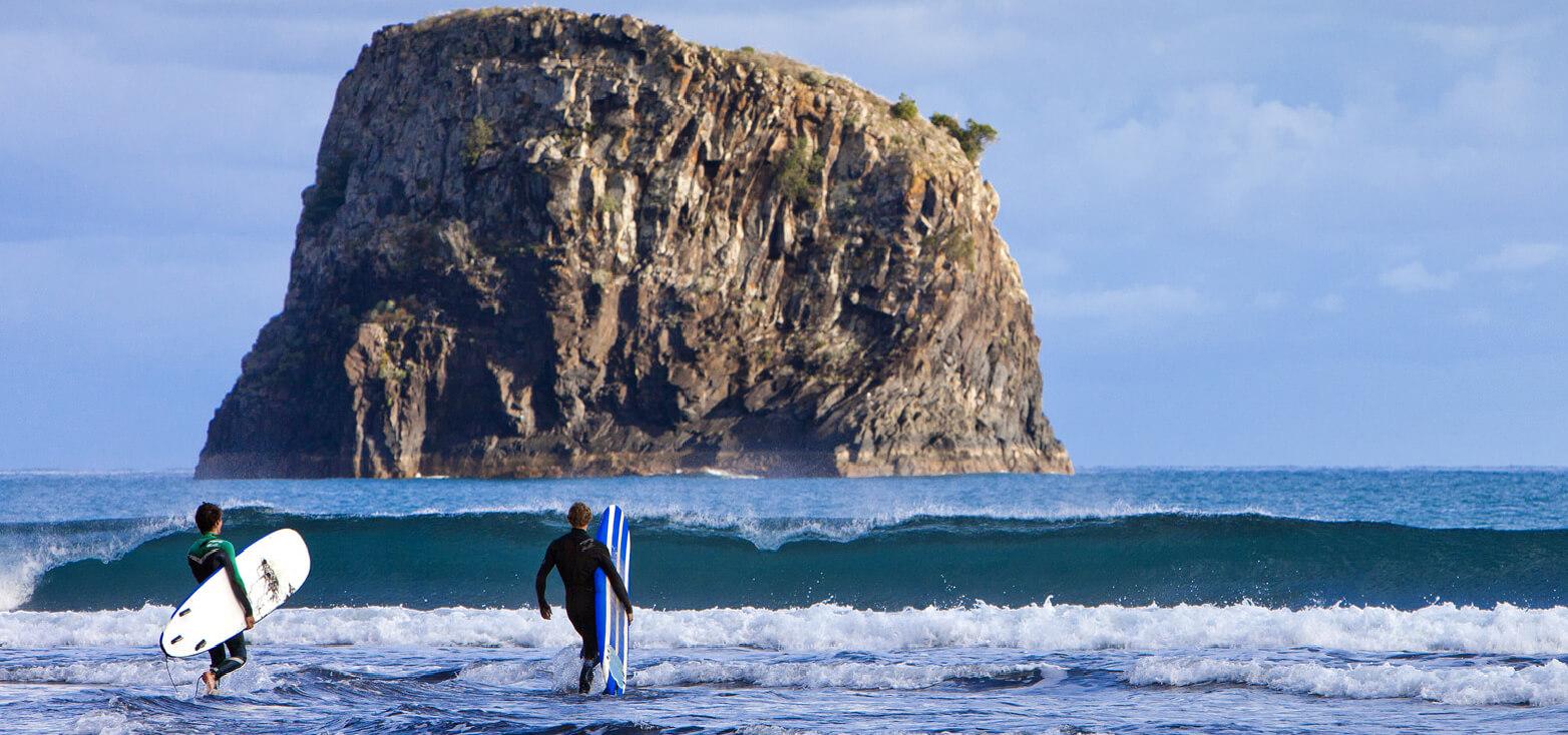 Surfcamp Madeira Surf Camp in Porto da Cruz, Madeira, Portugal