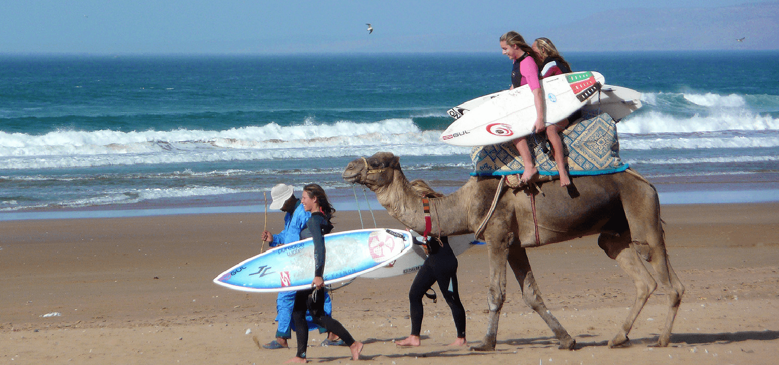 Surfcamp Blue Morocco Surf School in Esauira, Esauira, Marruecos