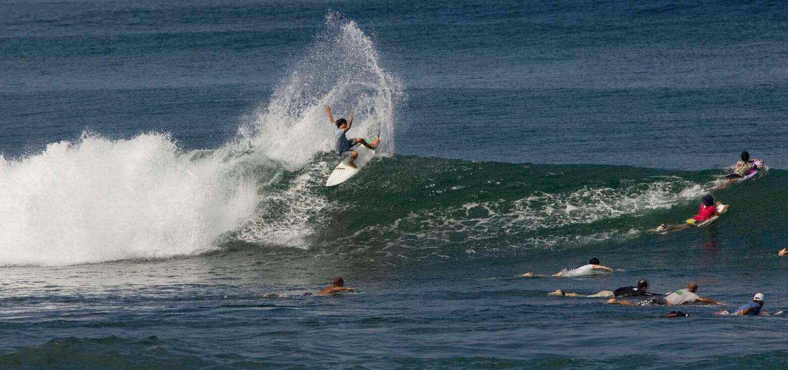 Surfcamp In Da Surf Bali in Canggu, Bali, Indonesia