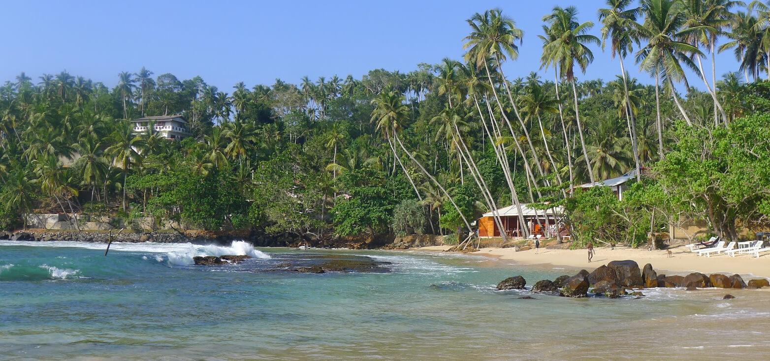 Surfcamp Bandula Surfing School in Tangalle, Provincia Sur, Sri Lanka