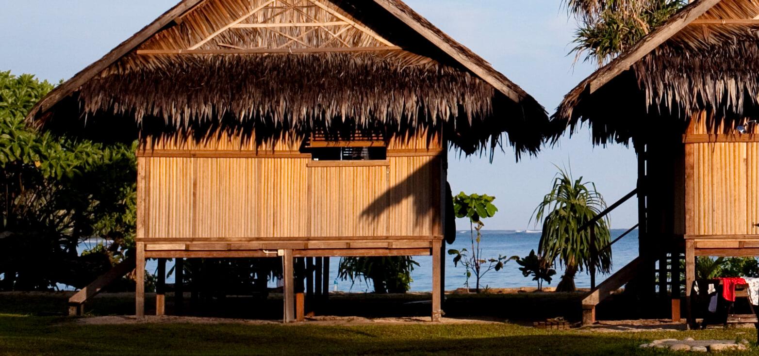 Surfcamp Vanimo Surf Lodge in Vanimo, Sandaun, Papúa Nueva Guinea