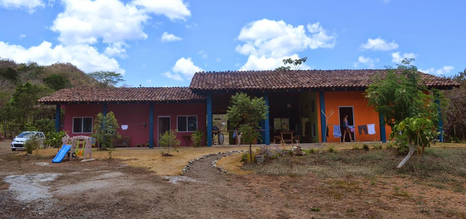 Surfcamp Venao Cove Hostel in Pedasí, Los Santos, Panamá